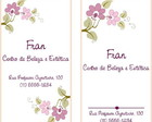 CALLING CARD - RAMO DE FLOR