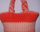 BOLSA TRAPEZIO (LARANJA)