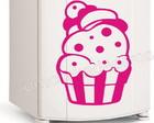 adesivo geladeira sorvete/frete grátis