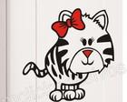 adesivo geladeira gato/frete grátis