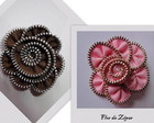 Broche Flor de Zper