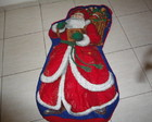 Saco de presentes &quot;Papai Noel&quot;