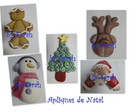 Apliques de Natal