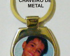 CHAVEIRO DE METAL