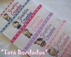 Kit Toalhas Infantis Hello Kitty