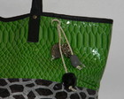 TOTE ORIGINAL (TOL) GIRAFA/VERDE