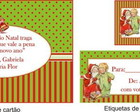 Kit Natal Provenal