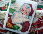Cookie Papai Noel Vintage