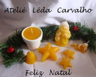 KIT NATAL 7 pe�as - AMARELO MESCLA