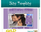Site Template Gold
