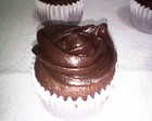 Mini cupcake de chocolate 50% Cacau