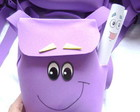 Mochila Dora c/ MAPA -  PEQUENA*