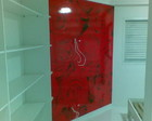 Painel Decorativo Adesivo - Rosas
