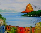PAINEL RIO DE JANEIRO 40X100 COD 449