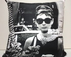 Almofada Audrey Hepburn