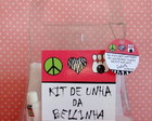 Kit de unha teen