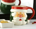 Caneca do Papai Noel