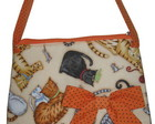 Bolsa de Tecido Importado Cats&Rats