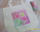 Eco Bag Grande - Tulipas