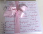 Album Namorados personalizado Rosa