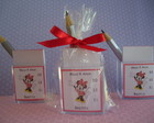 Mini Porta Bloquinho com Im� - Minnie
