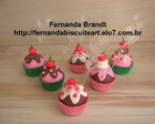 CupCakes porta recados!