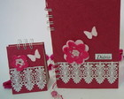 KIT PINK BUTTERFLY 3