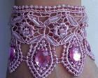Bracelete Romantic Wispers ~ Mauve ~