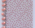 Caderno com espiral rosa - PROMOO