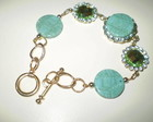 Pulseira Verde Jade