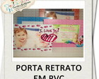 PORTA RETRATO EM PVC