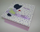 Porta Jias Sunbonnet personalizado