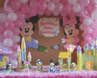 BABY DISNEY ROSA (LOCAO)