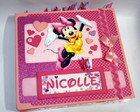 �lbum Scrapbook Minnie