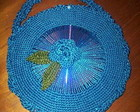 BOLSA EM CD AZUL