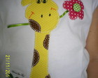 Camiseta Girafa