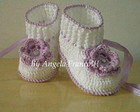 Bota Little Flowers ''2''