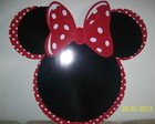 Placa minnie