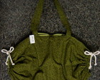 Bolsa Toalha Verde