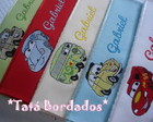 Kit Toalhas Infantis &quot;Carros&quot;