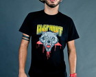 Camiseta Wolf - Preta