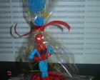 Lembrancinha biscuit homem aranha