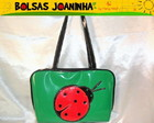 JOANINHA BOLSA OMBRO VERDE