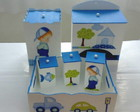 Kit de beb 6 peas menino /FRETE GRATIS