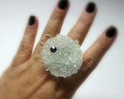 MAXI Anel -Vidro / OVERSIZED Glass Ring