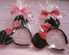 TIARA DA MINNIE / MICKEY