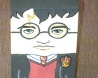 Cofre Harry Potter