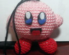 Chaveiro Kirby