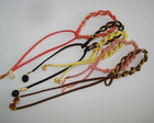 Pulseiras coloridas