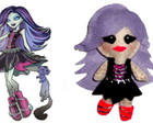 chaveiro Spectra-monster high
